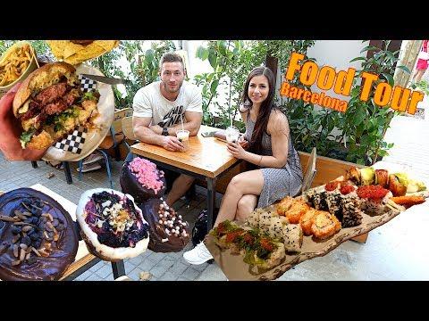 FOOD TOUR Barcelona - überall nur Essen!
