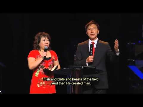 Sermon of the decade for Chinese ethnic    =God in Ancient China