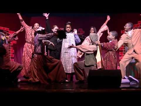 Missoula Children's Theatre feat. Briana Lewis in The Secret Garden