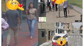 Curiosidades de google maps Street view lima peru Free HD Video