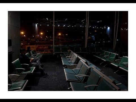 jojo in Guangzhou Baiyun International Airport