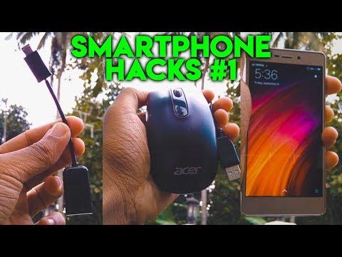 4 SmartPhone Hacks! #1