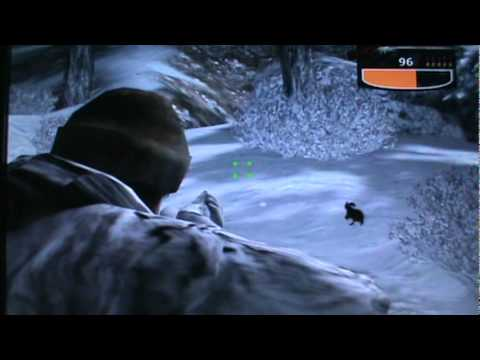 Cabela's Big Game Hunter 2009 Gameplay (wild Hog)