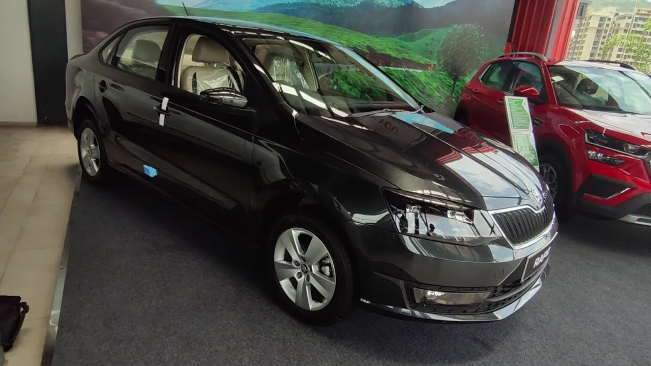 New Skoda Rapid 2021 Ambition Model Review   Price 9.99 Lakhs