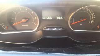 Problème au démarrage Peugeot 208 !!