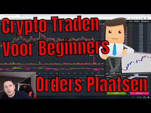 💰Crypto Traden voor Beginners 2.0   Orders Plaatsen