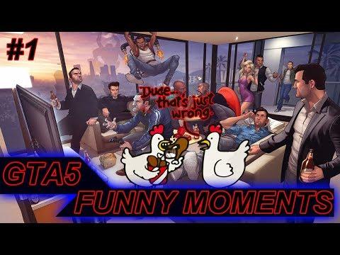 gta 5 fails funny moments compilation