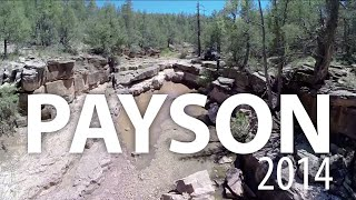 Rock Crawling around Payson 2014 | Zuks of Arizona