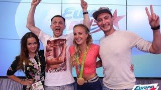 Олимпийская чемпионка Мария Шурочкина в Бригаде У!