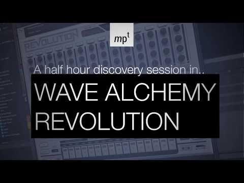 Wave Alchemy Revolution Drum Programming In Reason 9.5