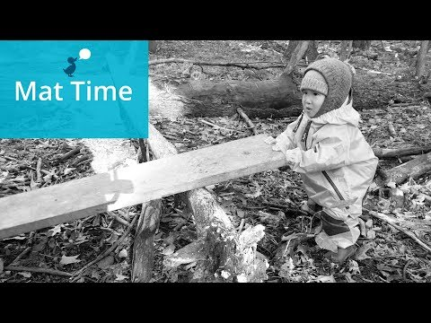 Forest schools and risky play | Marlene Power