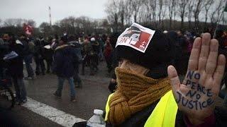 السلطات الفرنسية تمنع جميع المظاهرات في مدينة كاليه