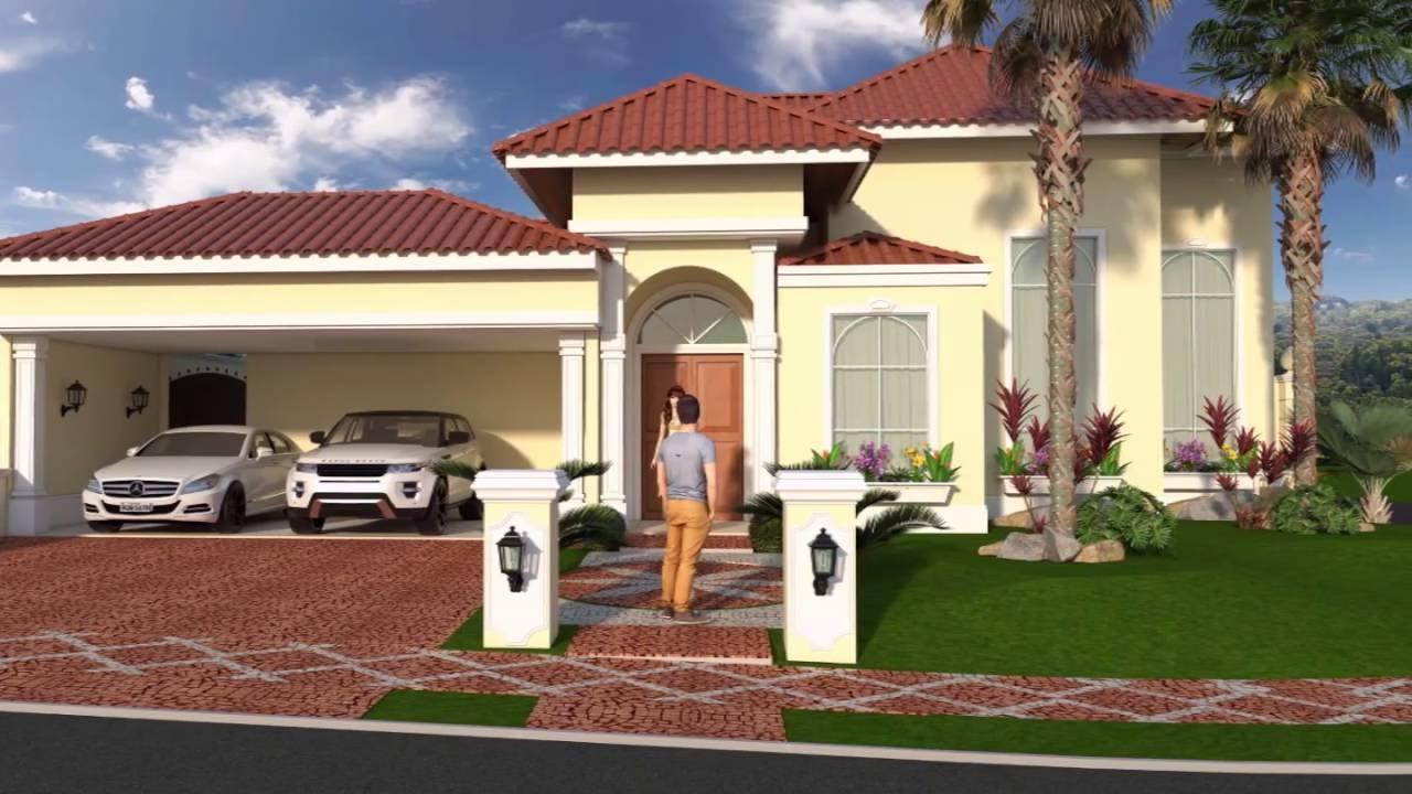 Projetos de casas cl ssicas estilo casas americanas est o - Casas estilo americano ...