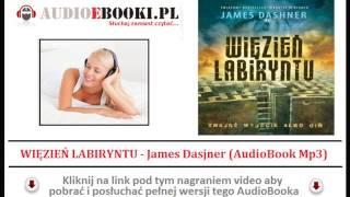 WIĘZIEŃ LABIRYNTU - AudioBook Mp3 - James Dashner czyta Łukasz Garlicki (Premiera)