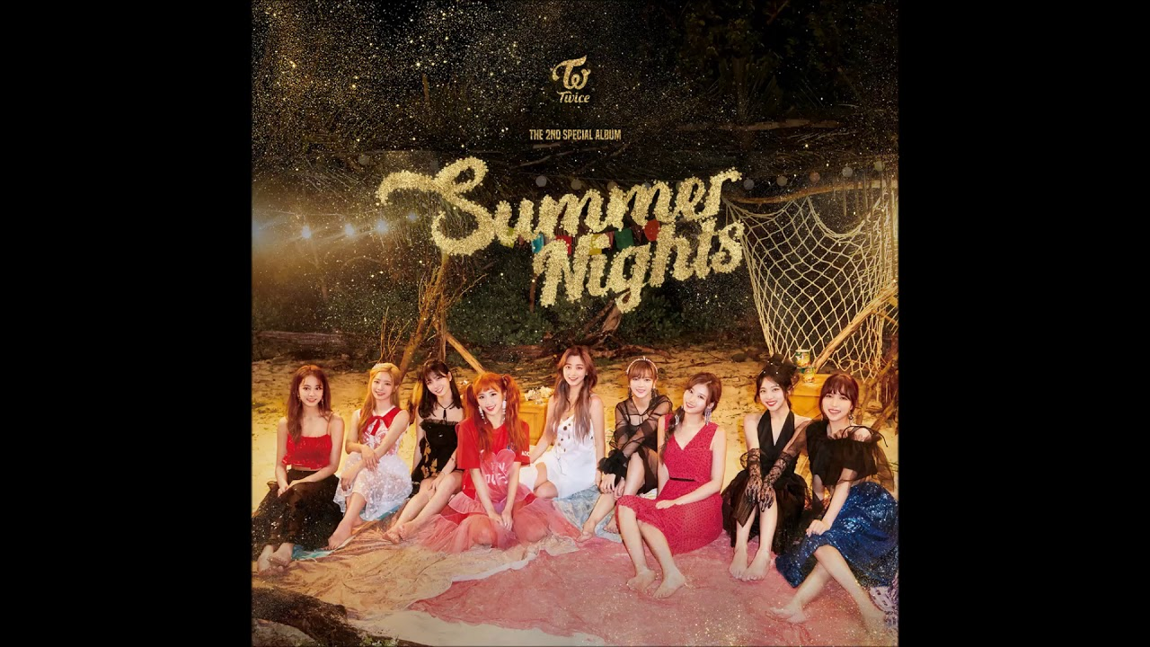 TWICE (트와이스) - CHILLAX [MP3 Audio] [Summer Nights]
