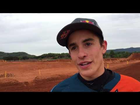 Marc Marquez Red Sands Interview 2017