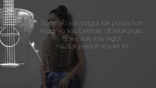 Gambar cover Tata Janeeta - Korbanmu (Lyric Video)