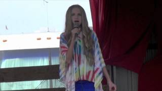 If I Die Young - The Band Perry - Live cover by Madi :)