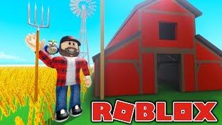 NOWY SYMULATOR FARMERA! | ROBLOX #admiros