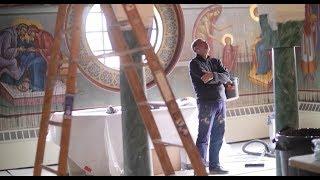 NY Emmy winner: St  Nicholas Greek Orthodox Church recovers from fire thumbnail