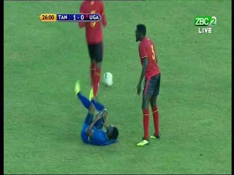Tanzania vs Uganda 3_0 Full highlights