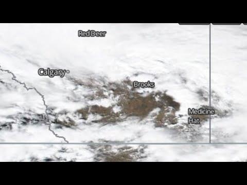 Alberta Storm / Global Weather / Earthquake Data / Tornado Warnings / OUR Sun  LIVE CHAT