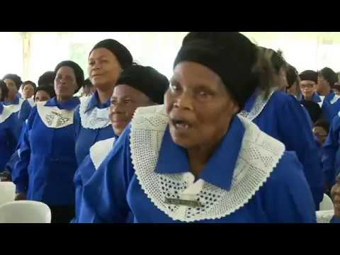 The Zulu Congregational Church 120 years celebration