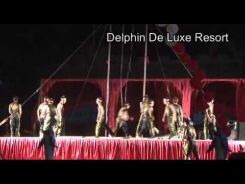 Der Delphin De Luxe Hotel in Okurcalar Alanya - Die Türkei - 2011 - Deutsche Version