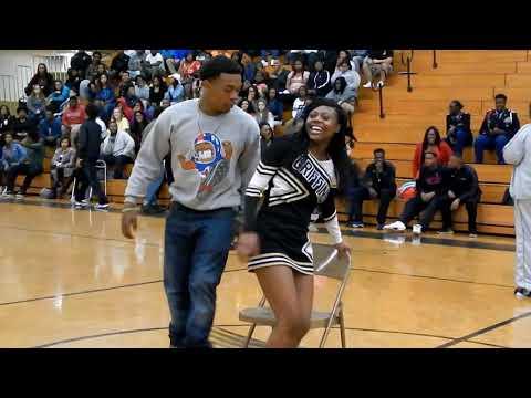 DJ T.O. Spinning at Fairfield Central High School