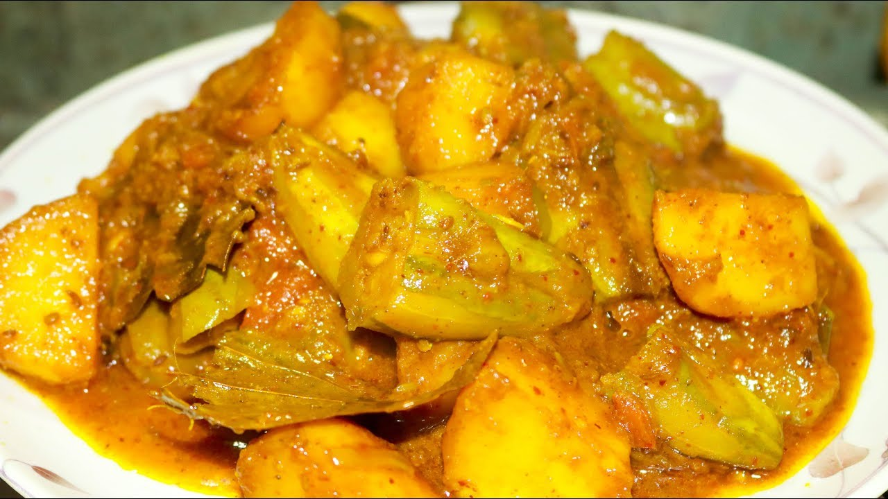 Image result for aloo potol