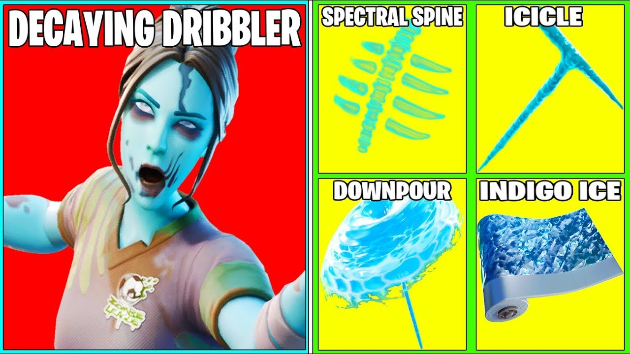 10 Perfect Zombie Soccer Skins Combos You Have To Use These Fortnite Battle Royale
