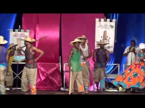 Compagnie De Danse Pom'Kanel - Show - Seconda parte - www.zouk.it