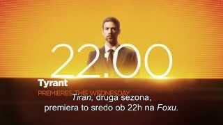 TIRAN - Premiera 2. sezone samo na FOX TV