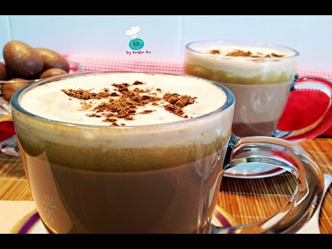 BEBIDA CALIENTE: CAFÉ CHOCOLATE A LA CANELA FÁCIL | Belén Ru