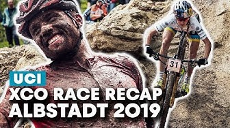 Rubber and Mud Don't Mix | UCI XCO MTB Albstadt World Cup 2019
