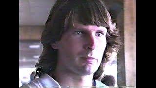 Scott Bloomquist interview at the 1989 World 100 at Eldora Speedway