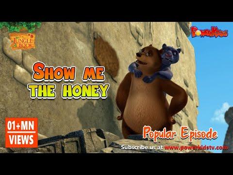 Jungle book Season 2 Episode 7   me the Honey
