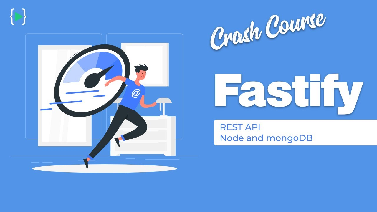 Learn Fastify by Building REST API with MongoDB