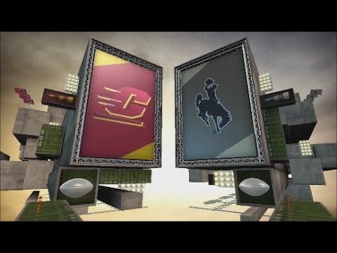 2017 Potato Bowl Simulation - Central Michigan vs. Wyoming