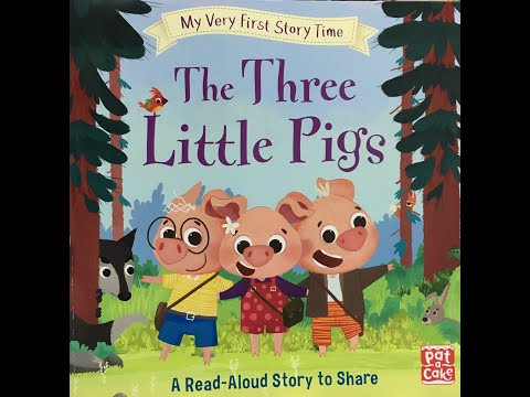 The Three Little Pigs - Give Us A Story!