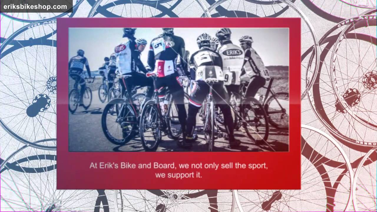 Erik S Bike And Board Shop 1 Bike Shop In The Usa Youtube