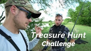 Googan TREASURE hunt CHALLENGE (Part 1)
