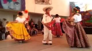 Tixtla, Guerrero, Entrada con jarabe, niños de escuela de i