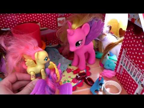 #май литл пони новые серии  #Приключения пони СЕРИЯ 1