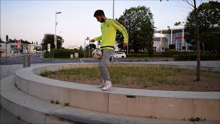 Best Football Freestyle and Street Soccer skills by AC2