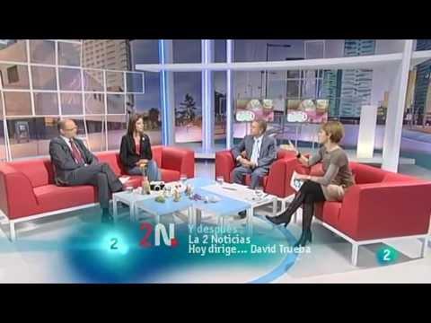 ¡En la tele!