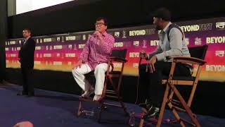 Jackie Chan Live Question and Answer at Beyond Fest 2017