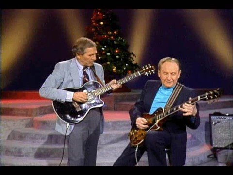 "Chet Atkins, Les Paul ""Deed I Do"""