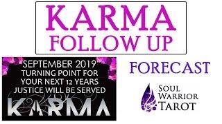 ❤️🐲KARMA CHECK-IN FOLLOW-UP FORECAST Timeless Tarot Advice  - Soul Warrior Tarot
