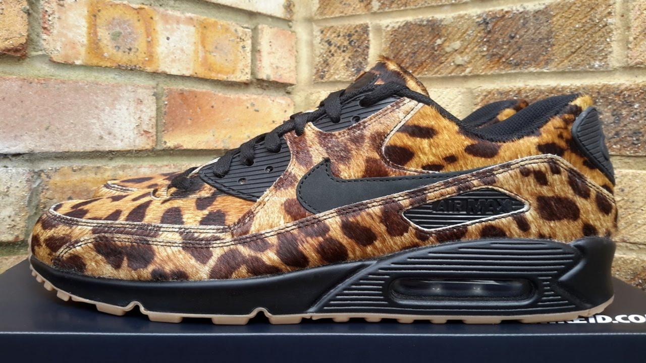 buy popular 94e1d d6810 Unboxing  Nike Air Max 90 Pony Hair iD (2015)  1, 2
